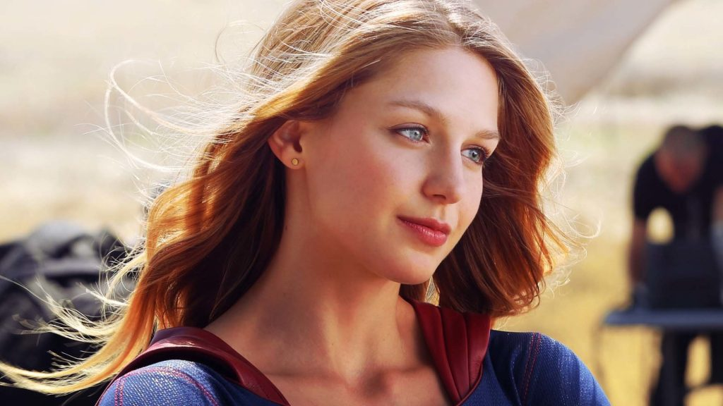 Supergirl Full HD Wallpaper