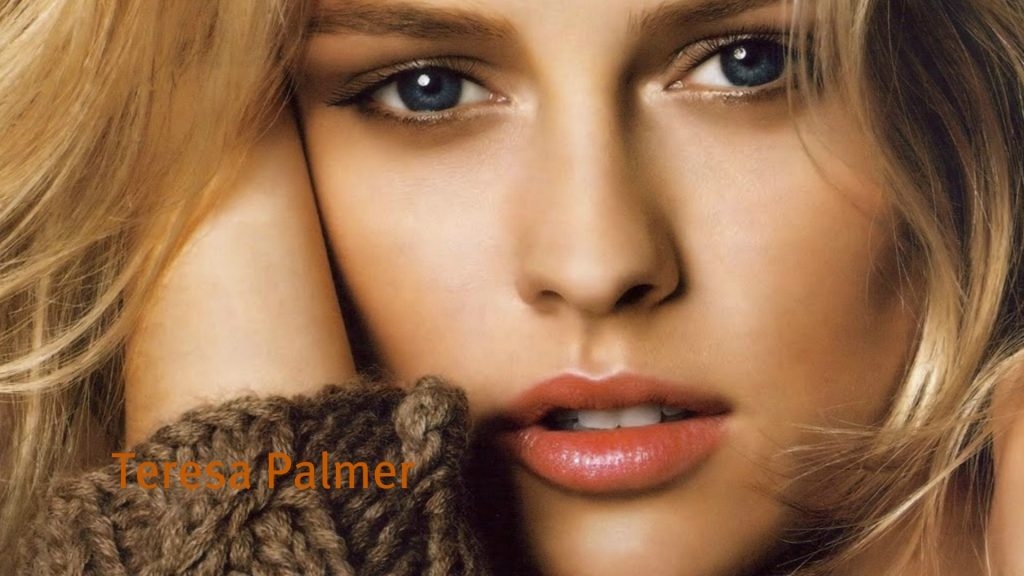 Teresa Palmer Full HD Background