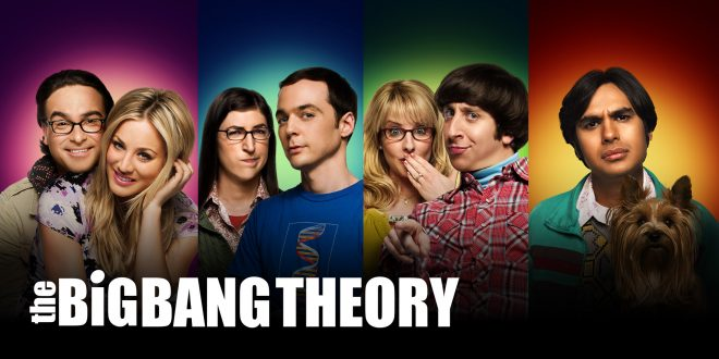 The Big Bang Theory HD Backgrounds