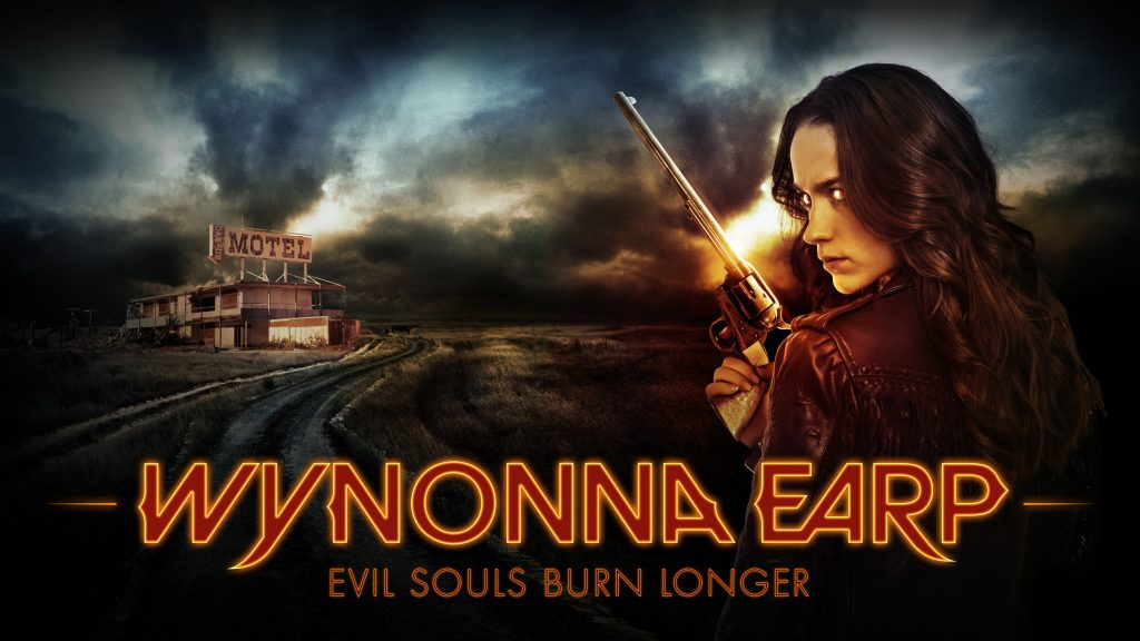 Wynonna Earp Background