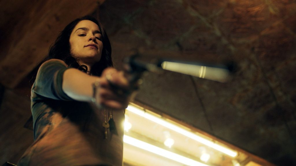 Wynonna Earp Full HD Background
