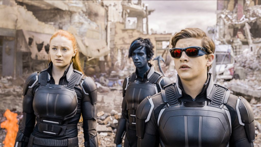 X-Men: Apocalypse Full HD Wallpaper