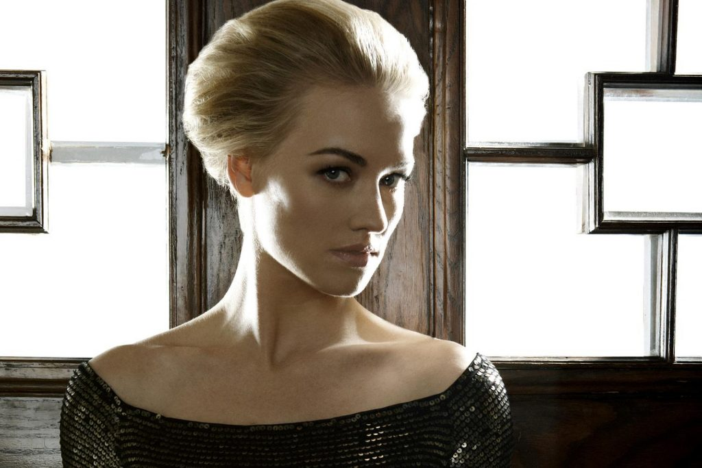 Yvonne Strahovski Background