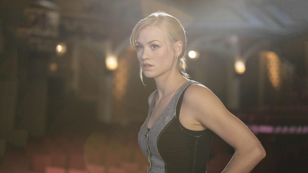 Yvonne Strahovski 5K HD Background