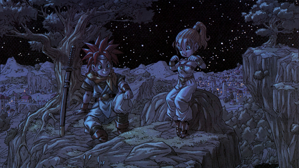 Chrono Trigger Full HD Wallpaper