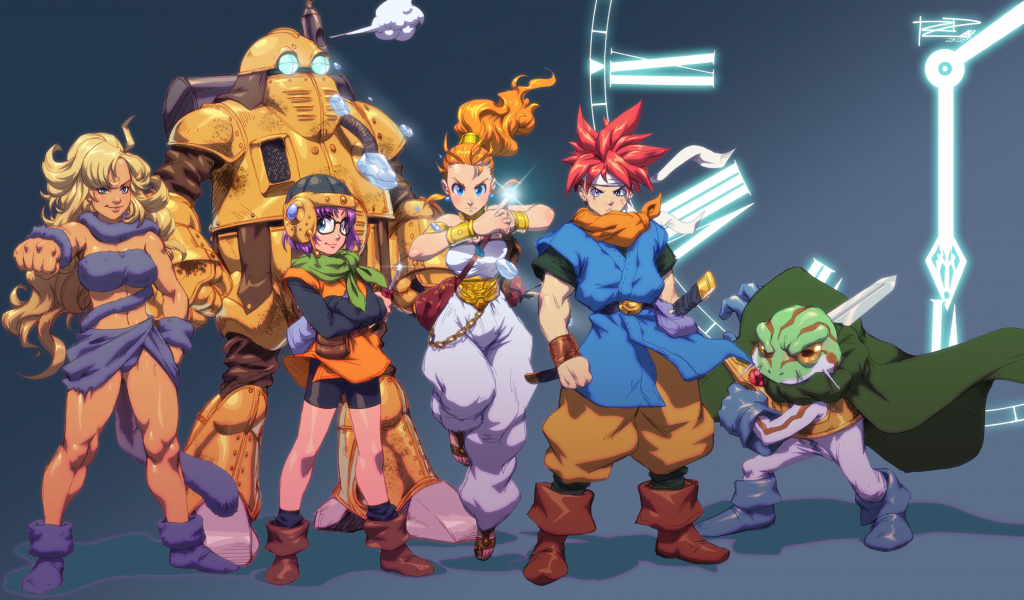 Chrono Trigger Wallpaper