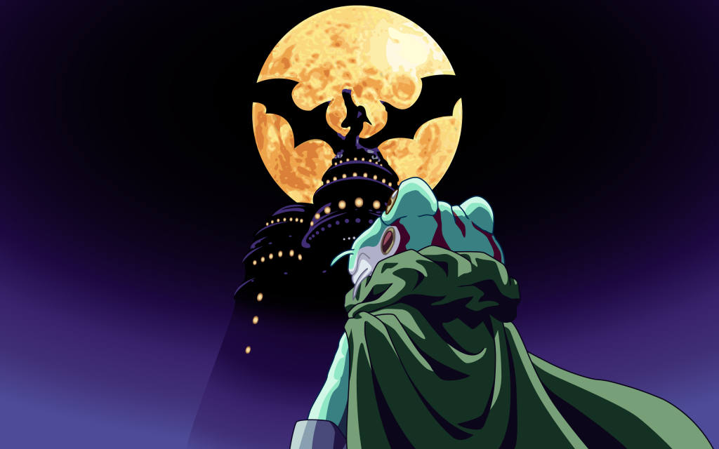 Chrono Trigger Widescreen Wallpaper