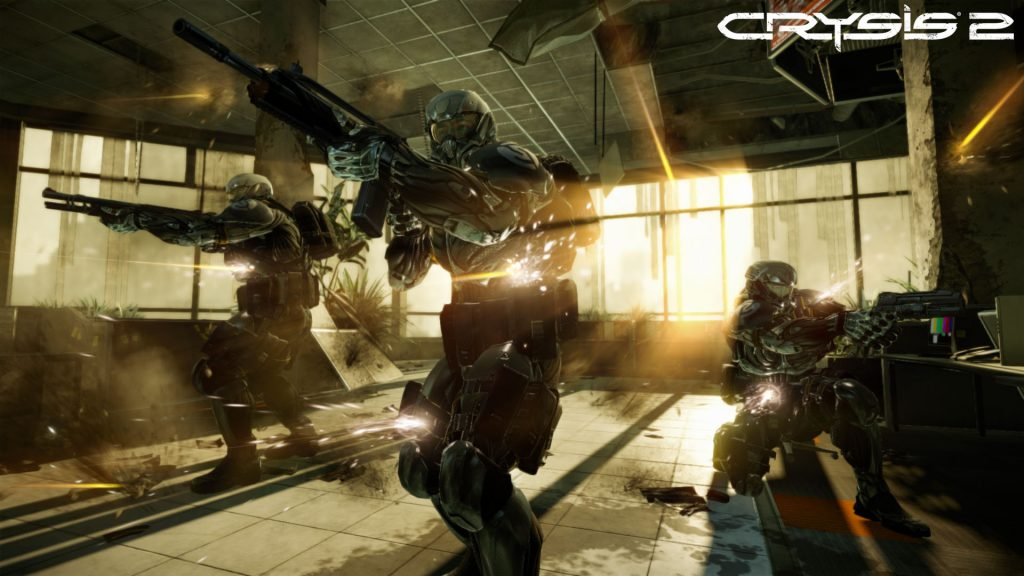 Crysis 2 Full HD Background