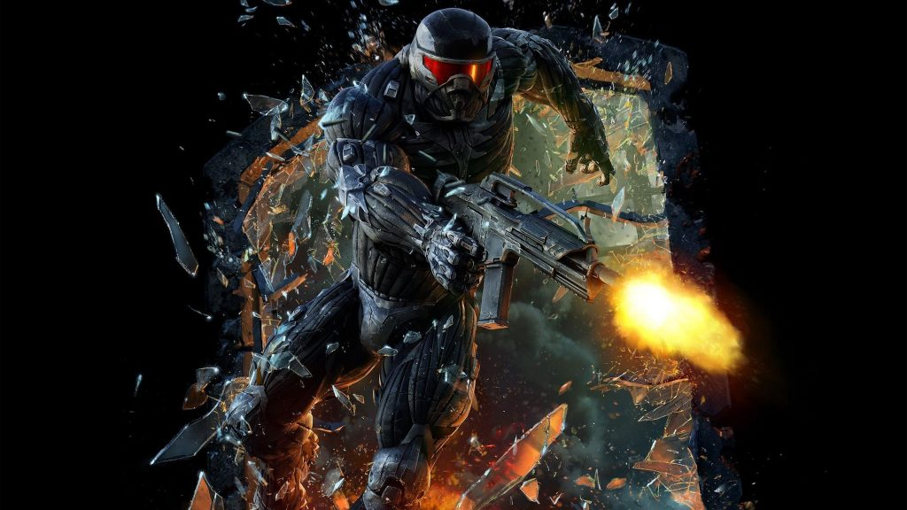 Crysis 2 Quad HD Background