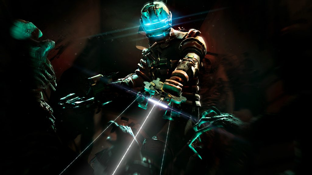 Dead Space 3 Full HD Background