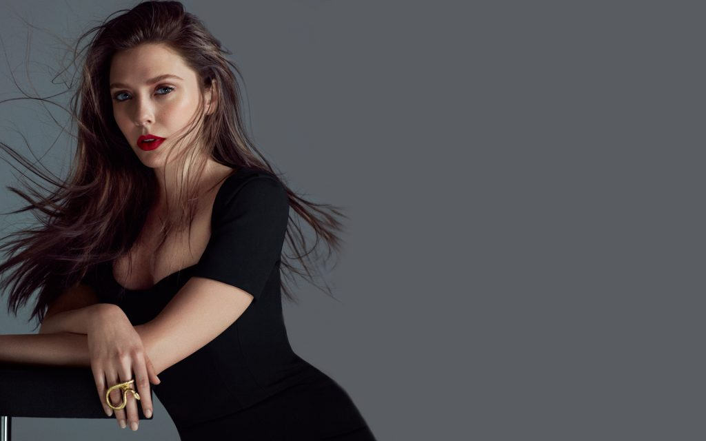 Elizabeth Olsen Widescreen Background