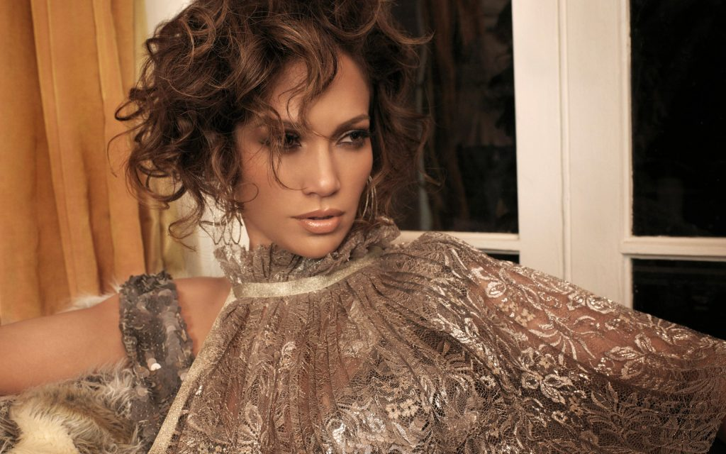 Jennifer Lopez HD Widescreen Wallpaper