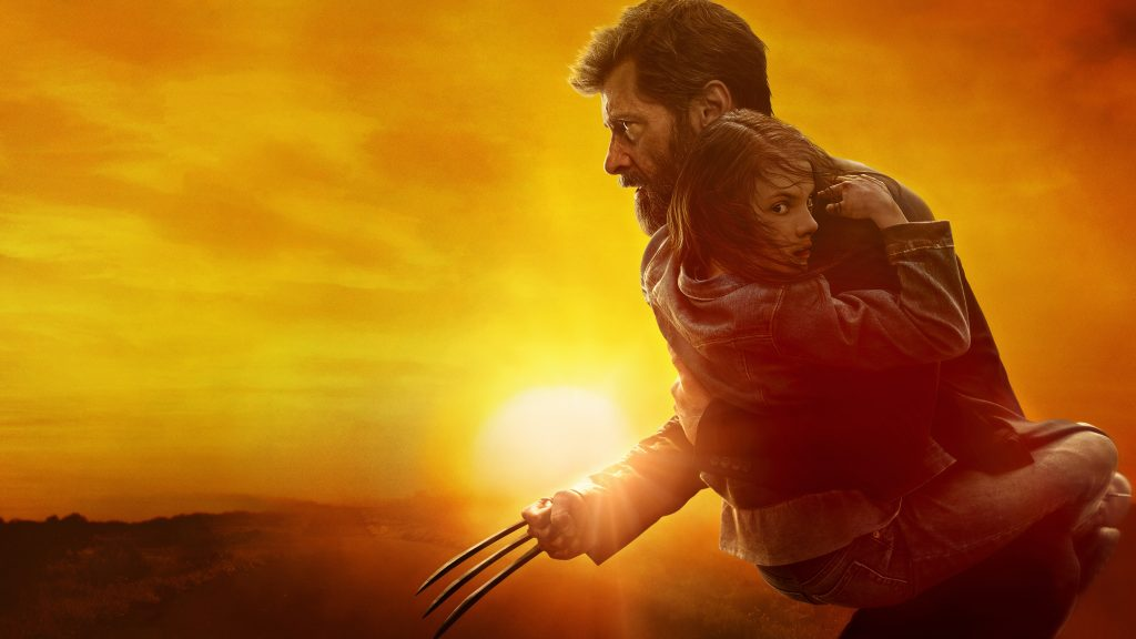 Logan 8K UHD Wallpaper