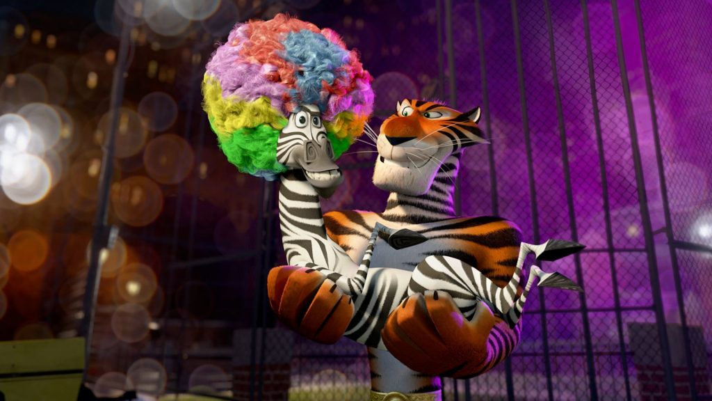 Madagascar 3: Europe's Most Wanted Full HD Wallpaper
