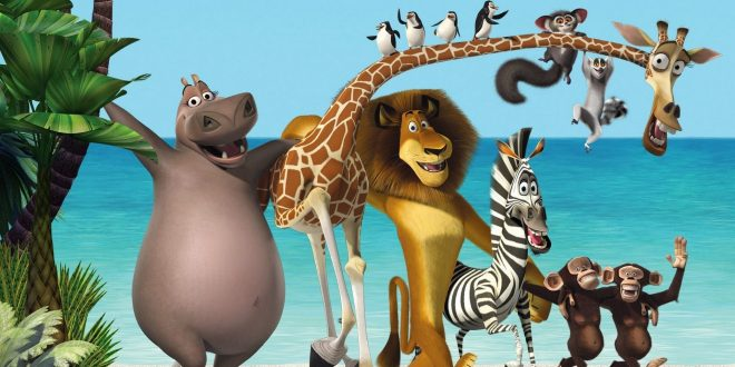 Madagascar 3: Europe's Most Wanted Wallpapers