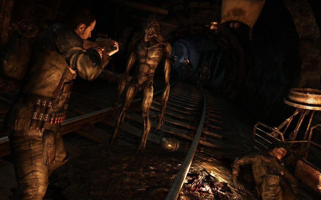 Metro 2033 Widescreen Wallpaper