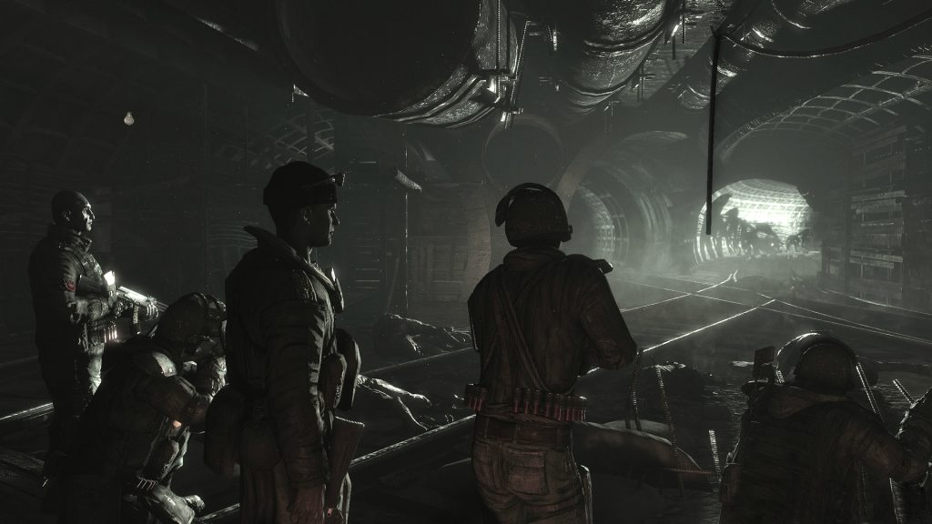 Metro 2033 Full HD Wallpaper