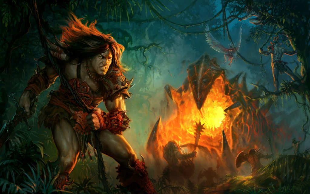 Might & Magic Heroes VI Widescreen Wallpaper