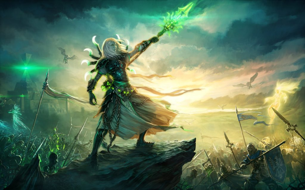 Might & Magic Heroes VI 4K Ultra HD Wallpaper