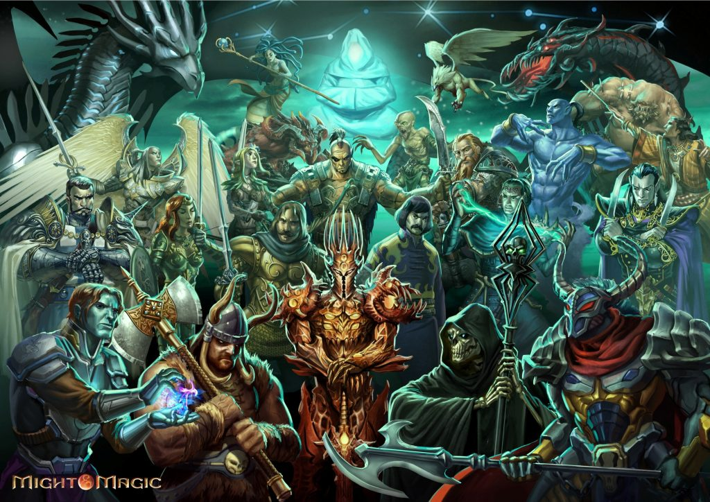 Might & Magic Heroes VI Wallpaper