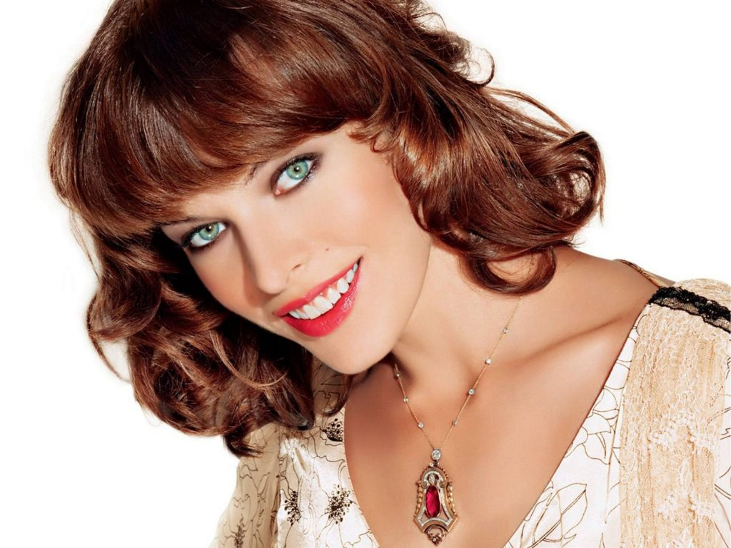 Milla Jovovich HD Background