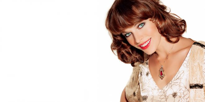 Milla Jovovich HD Backgrounds