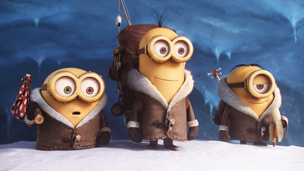 Minions HD Quad HD Wallpaper