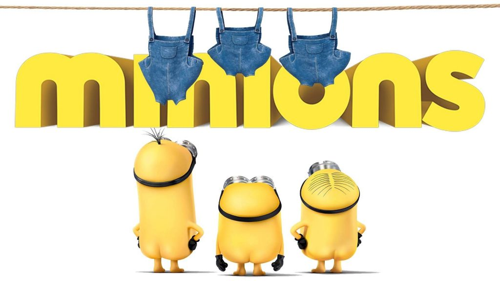 Minions HD Full HD Wallpaper