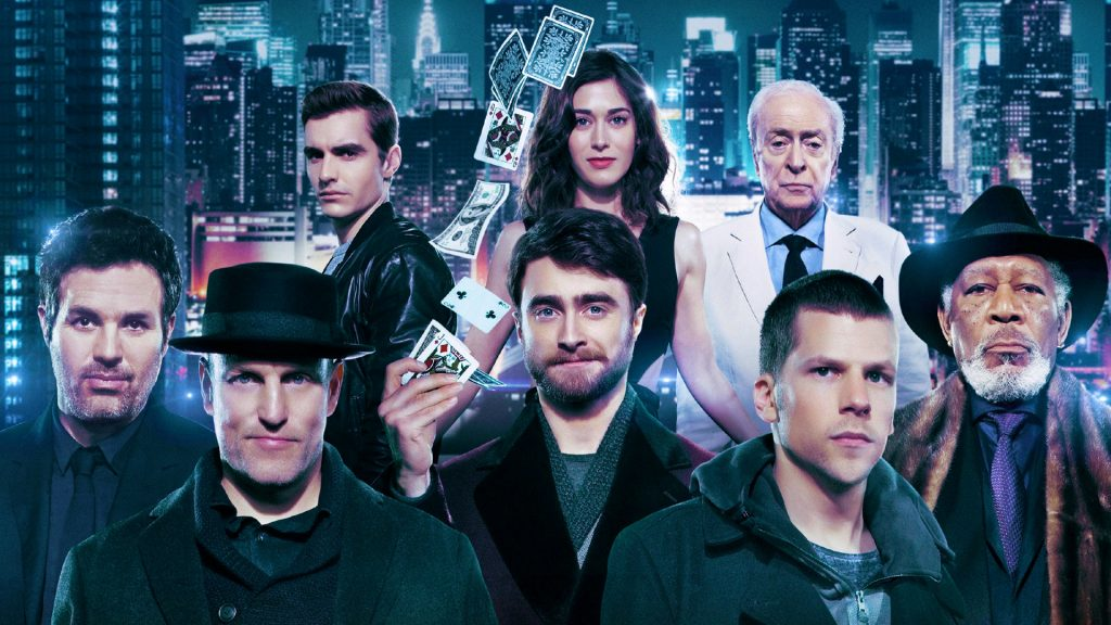 Now You See Me 2 Full HD Background