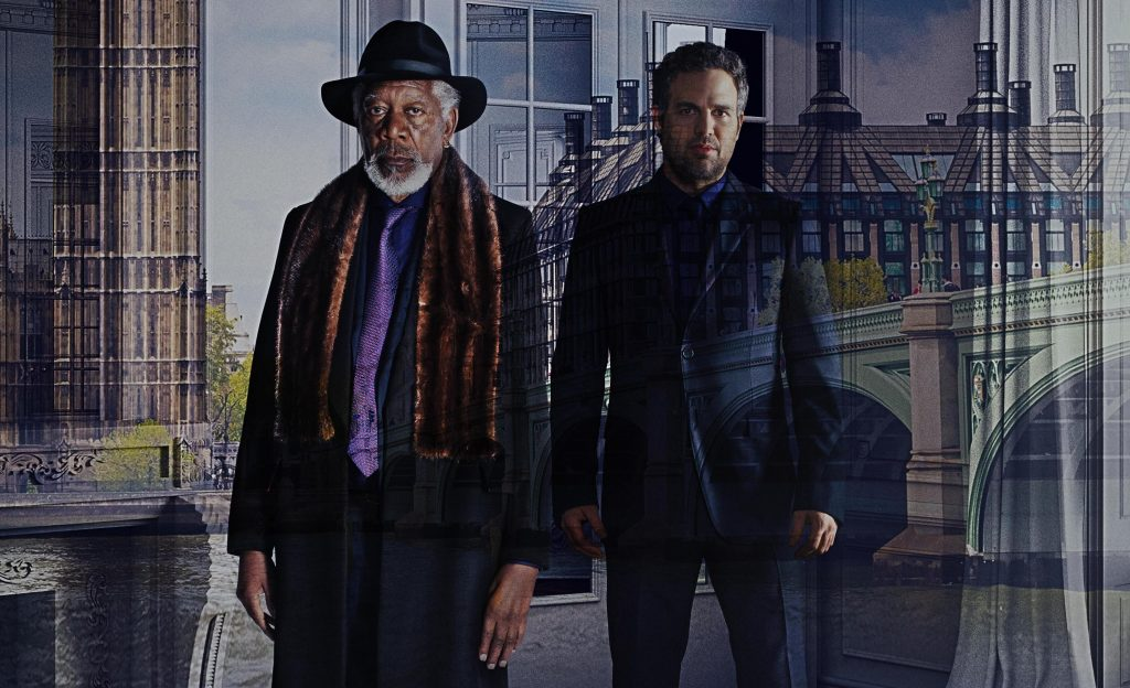 Now You See Me 2 Background