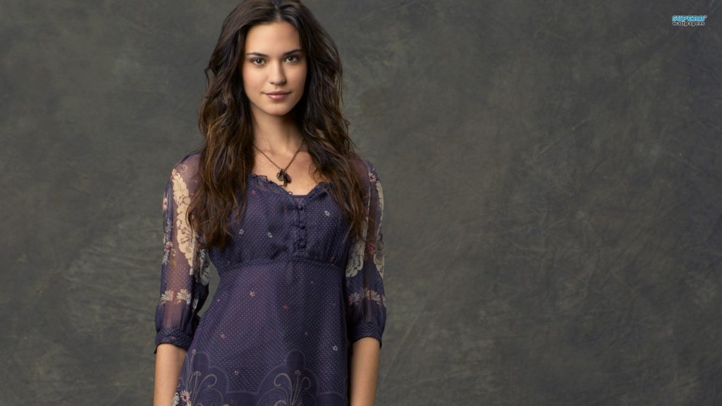 Odette Annable Full HD Wallpaper