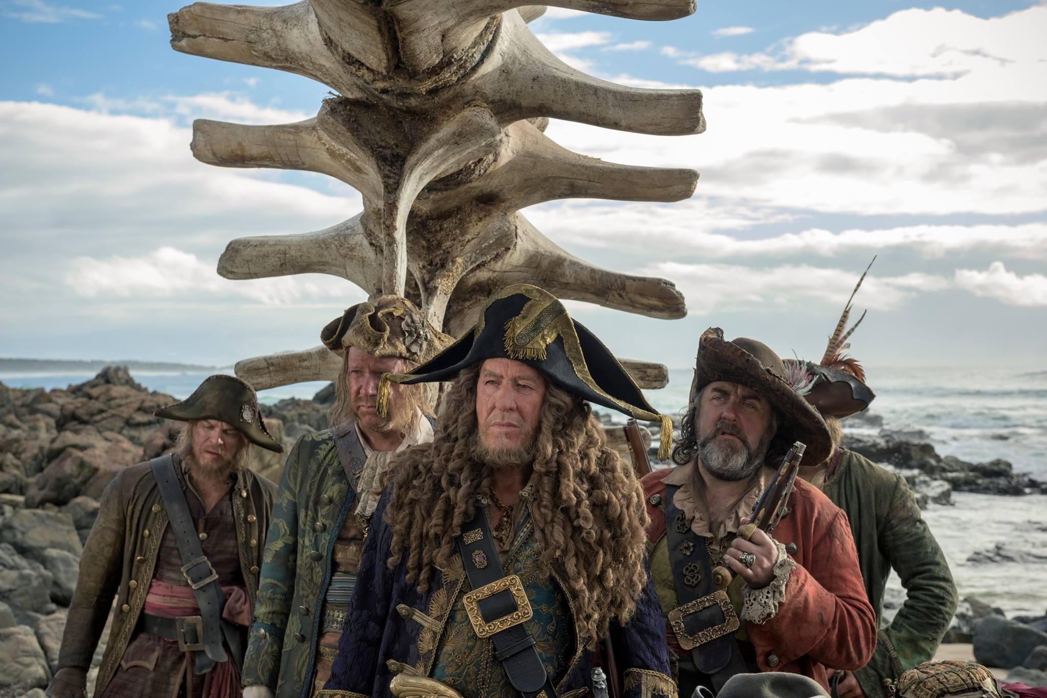 Caribbean Men: Pirates Of The Caribbean: Dead Men Tell No Tales