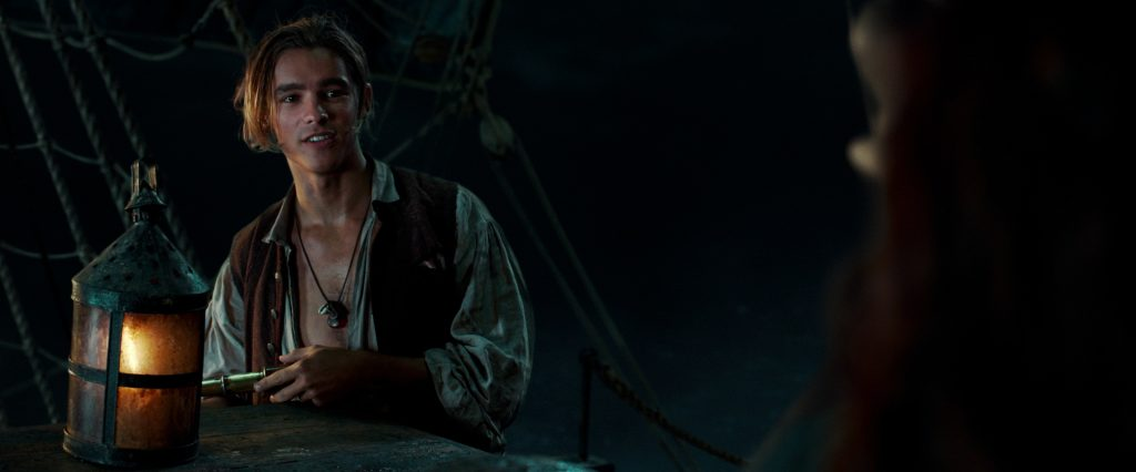 Pirates Of The Caribbean: Dead Men Tell No Tales Wallpaper