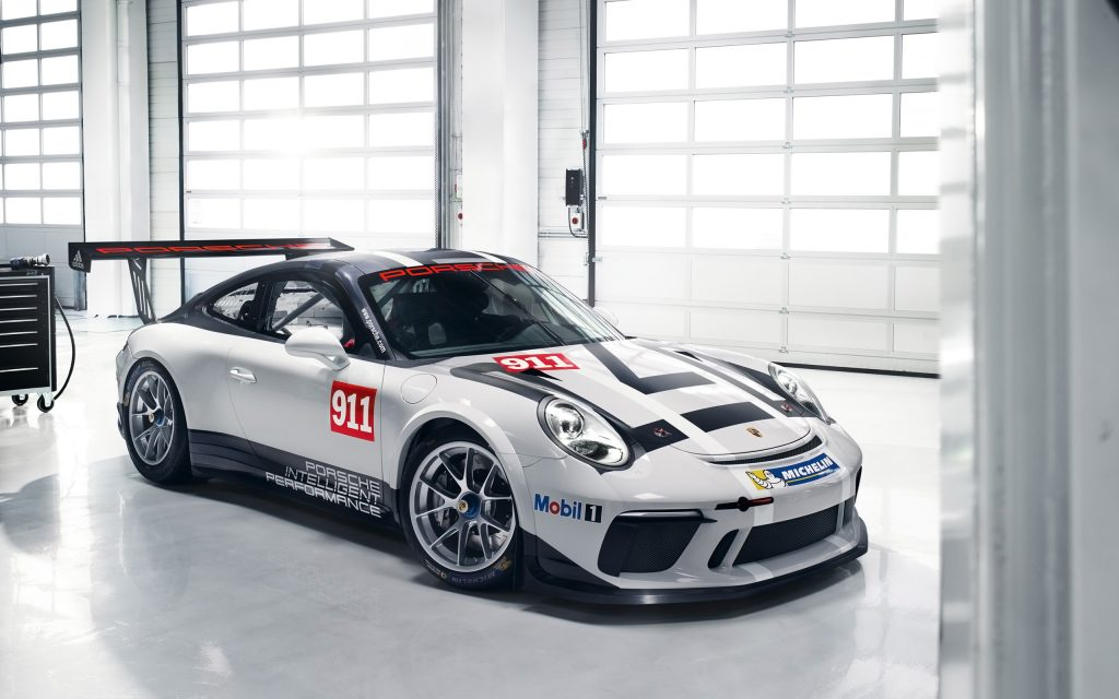 Porsche 911 GT3 Widescreen Wallpaper