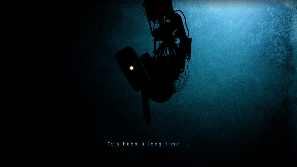 Portal 2 HD Full HD Background