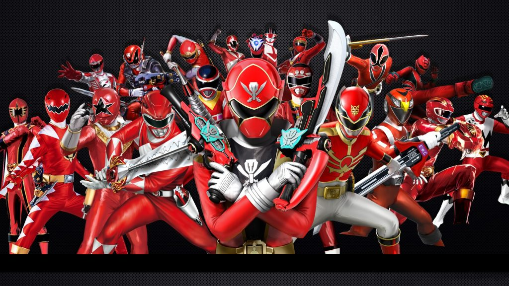 Power Rangers Full HD Wallpaper