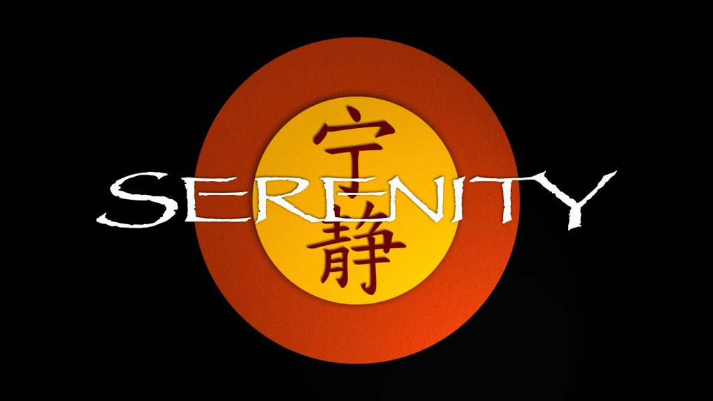 Serenity Full HD Background