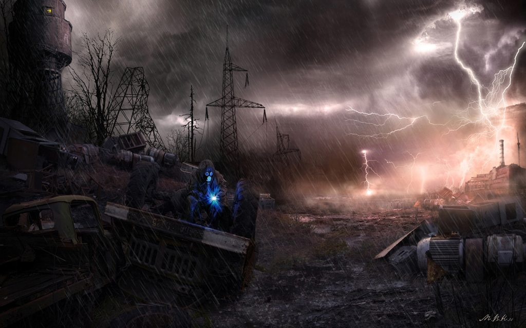 S.T.A.L.K.E.R. Widescreen Wallpaper