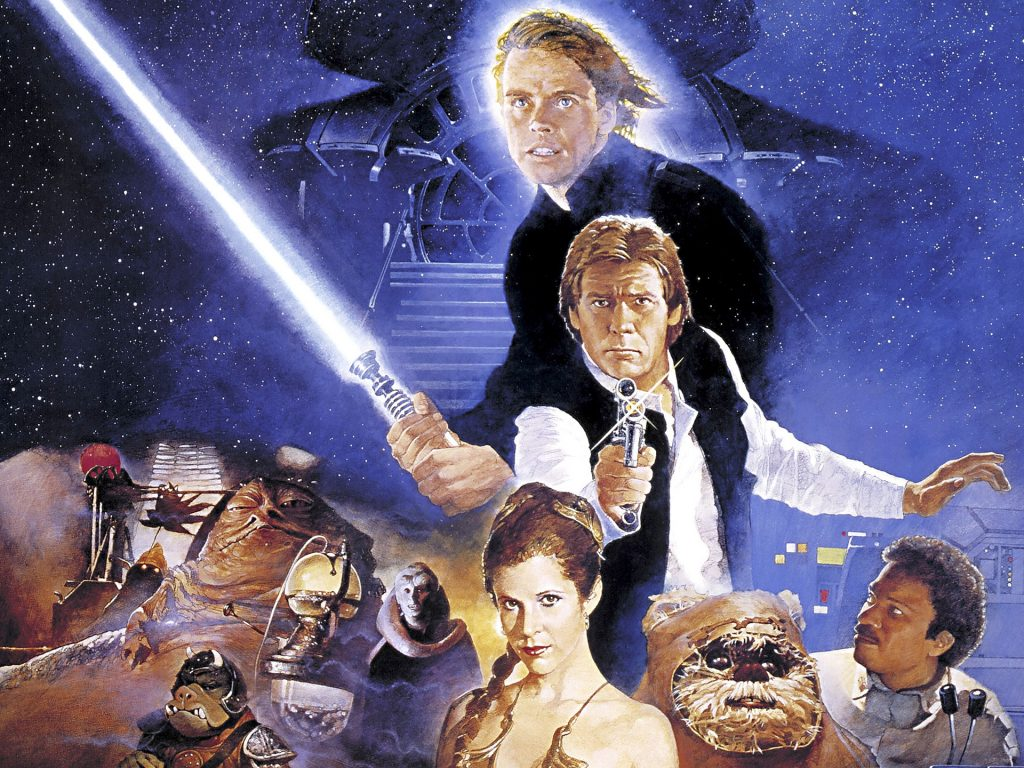Star Wars Episode VI: Return Of The Jedi Wallpaper