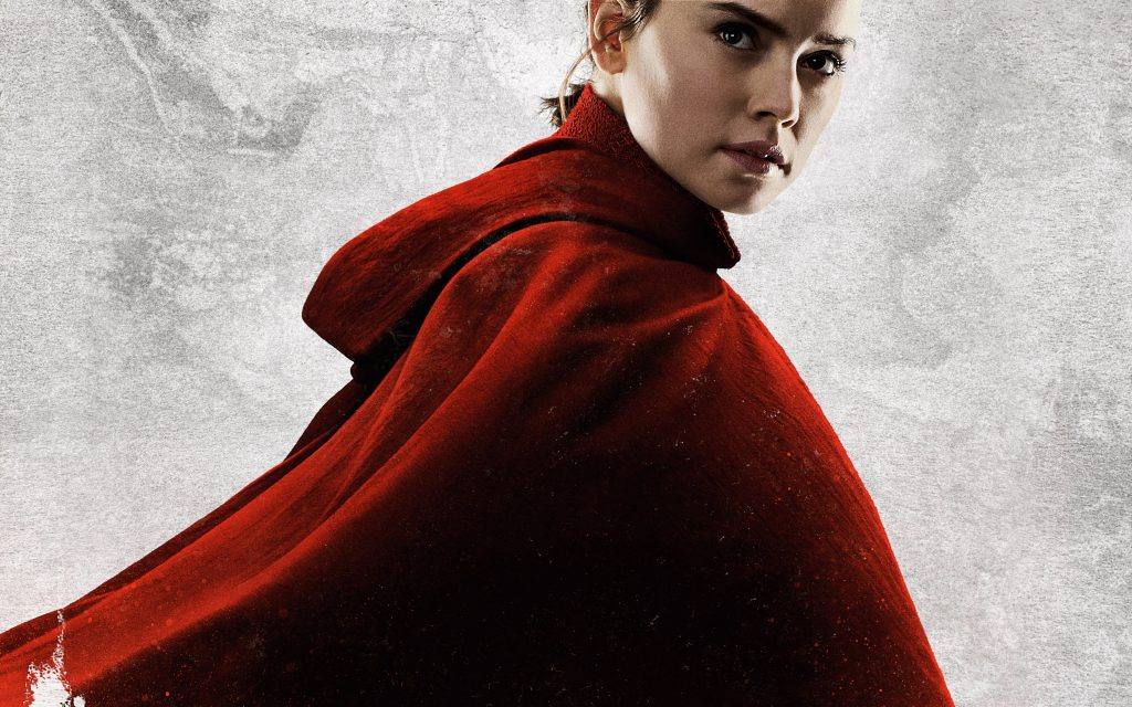 Star Wars Episode VIII: The Last Jedi Wallpaper