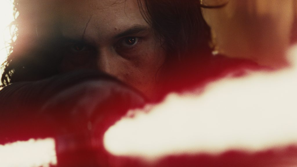 Star Wars Episode VIII: The Last Jedi Full HD Wallpaper