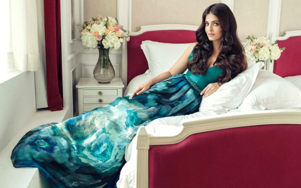 Aishwarya Rai HD Widescreen Wallpaper
