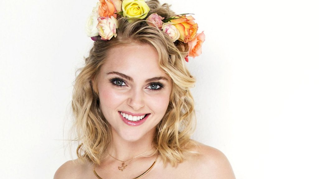 Annasophia Robb Full HD Background