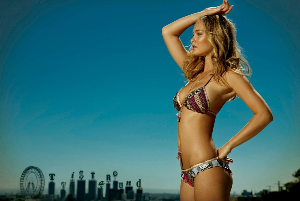 Bar Refaeli HD Wallpaper