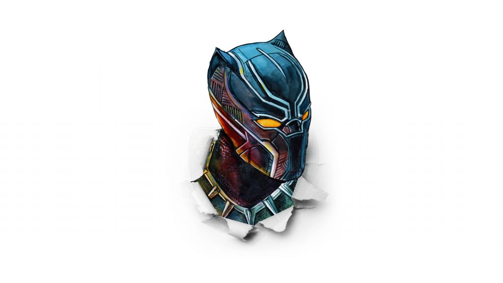 Black Panther HD Background