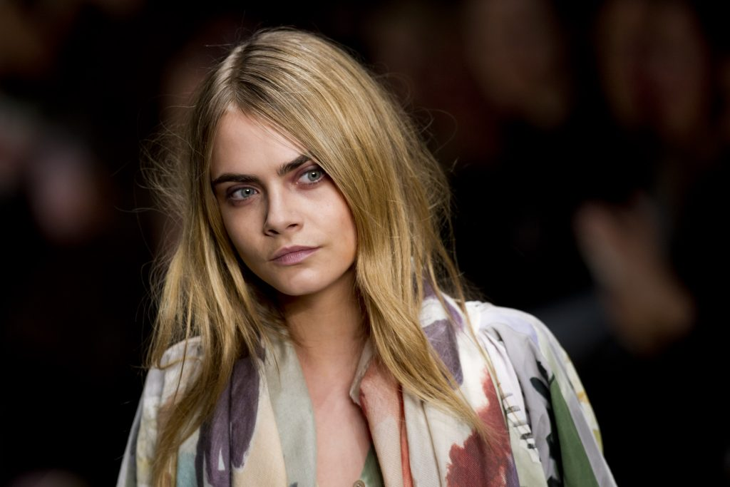Cara Delevingne Background