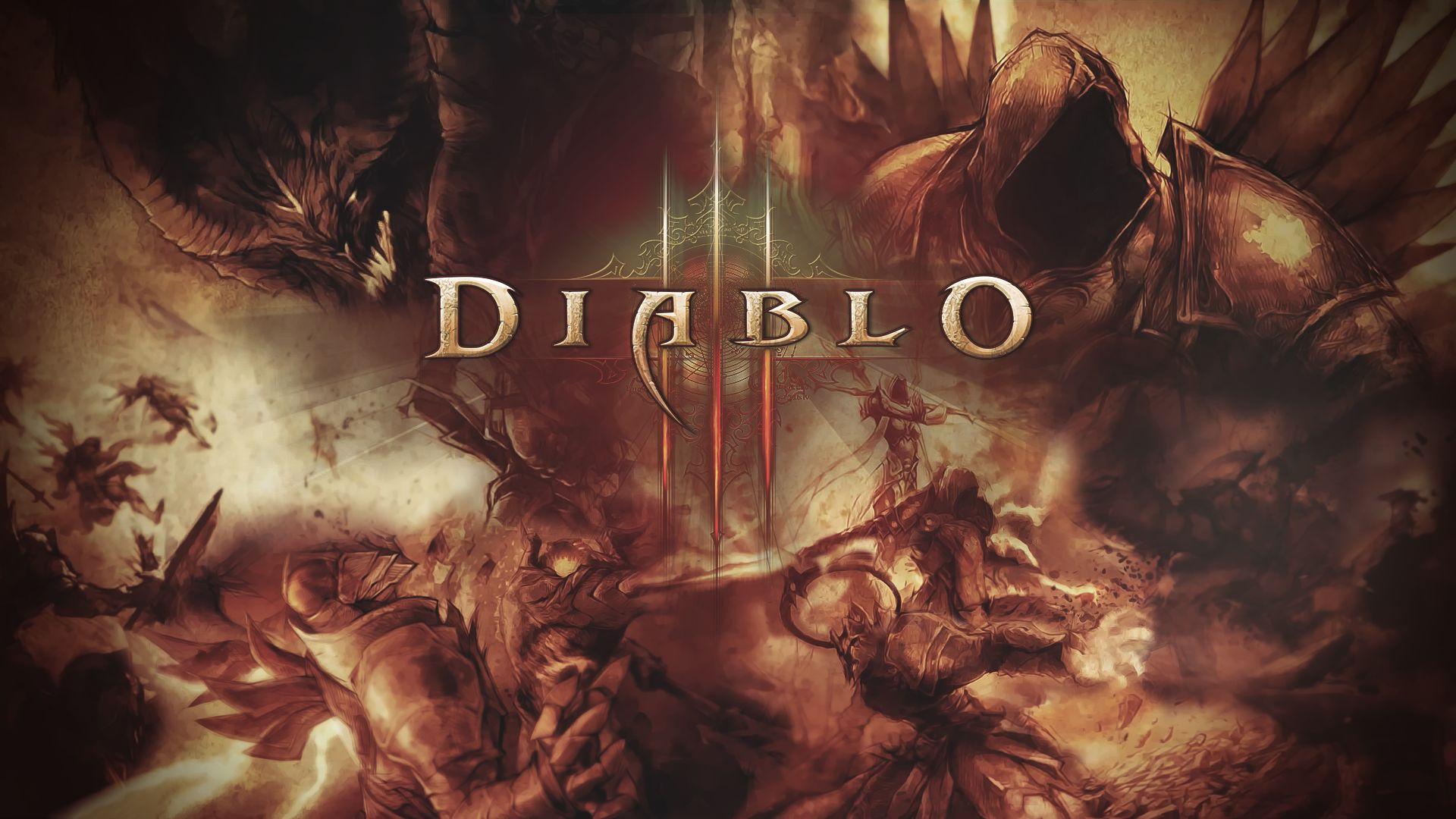 Diablo Iii Hd Wallpapers Pictures Images