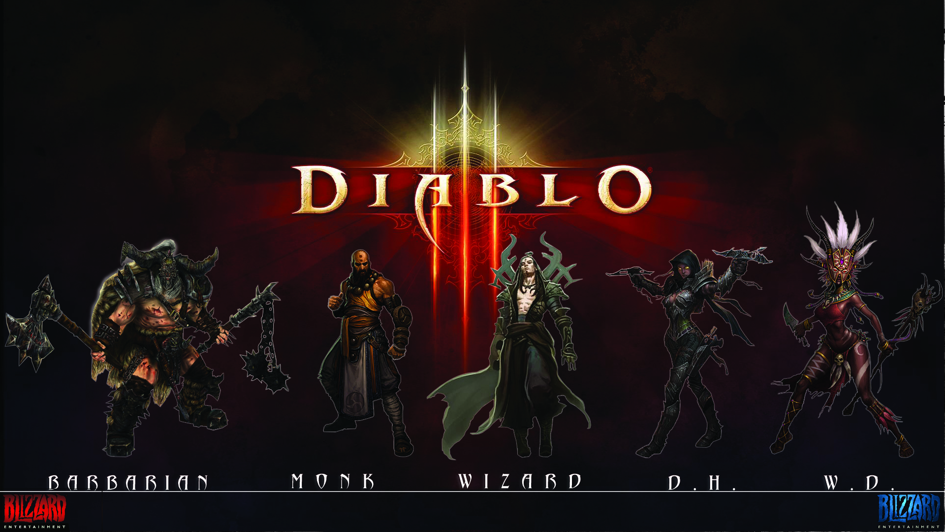 Diablo Iii Hd Backgrounds Pictures Images