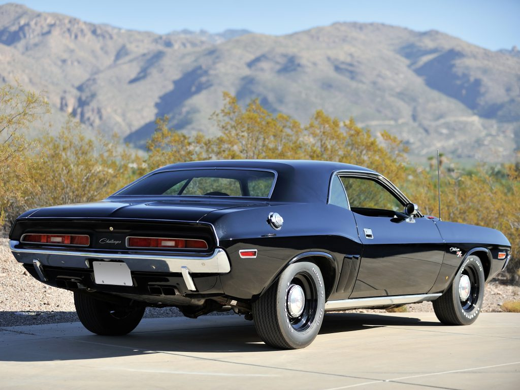 Dodge Challenger Rt Wallpapers Pictures Images