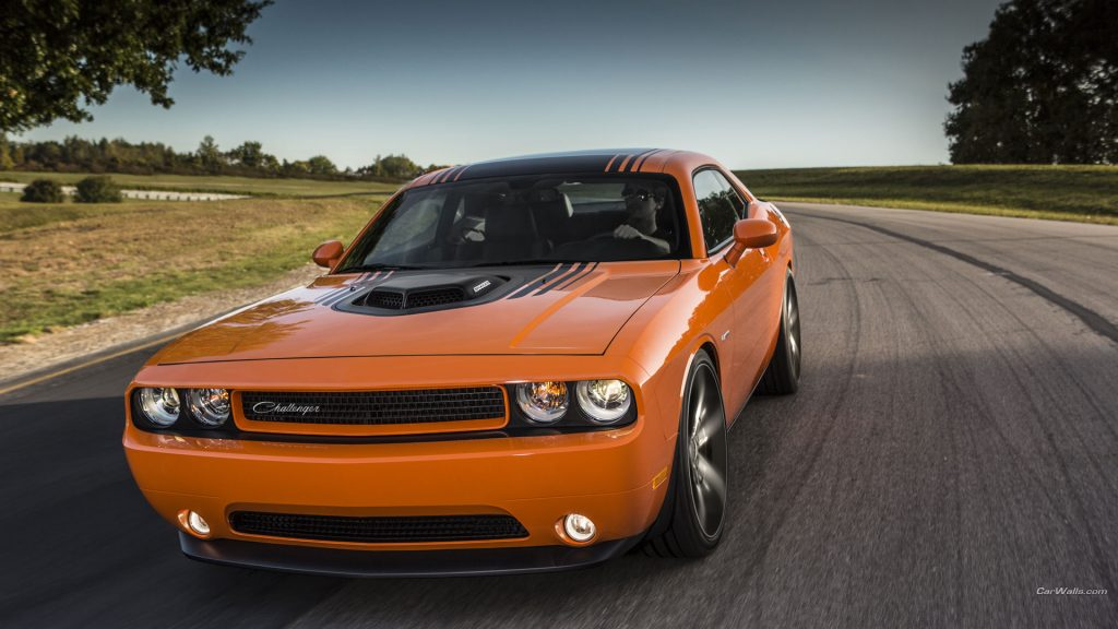 Dodge Challenger RT Full HD Wallpaper